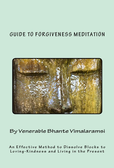 Forgiveness Meditation Instructions by Bhante Vimalaramsi