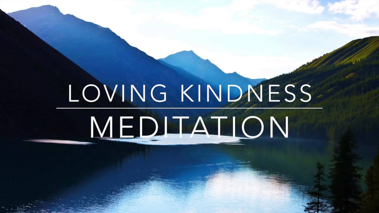 Guided Loving Kindness/Metta Meditation with David Johnson