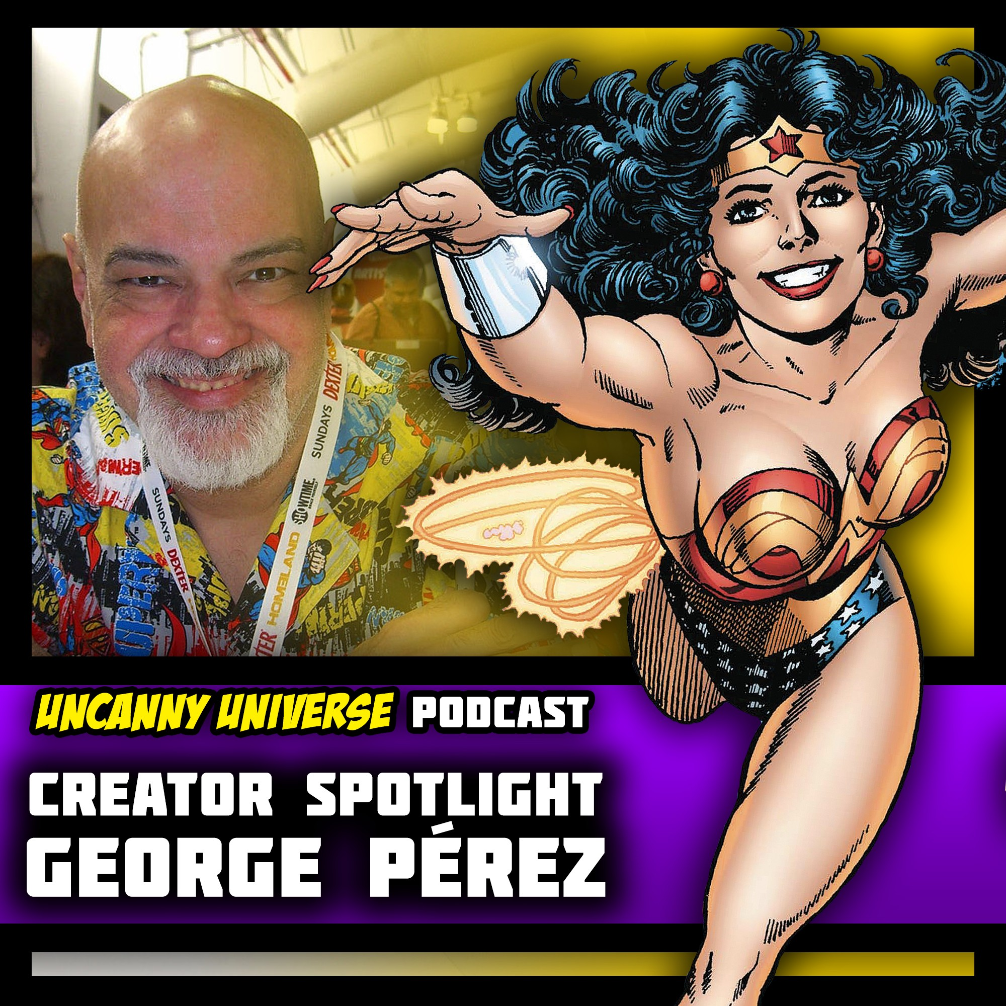 Episode 100 - Creator Spotlight - George Pérez