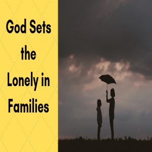 Episode Three. God Sets the Lonely in Families