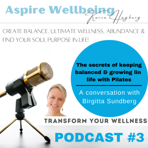 The secrets of keeping balanced & growing in life with Pilates