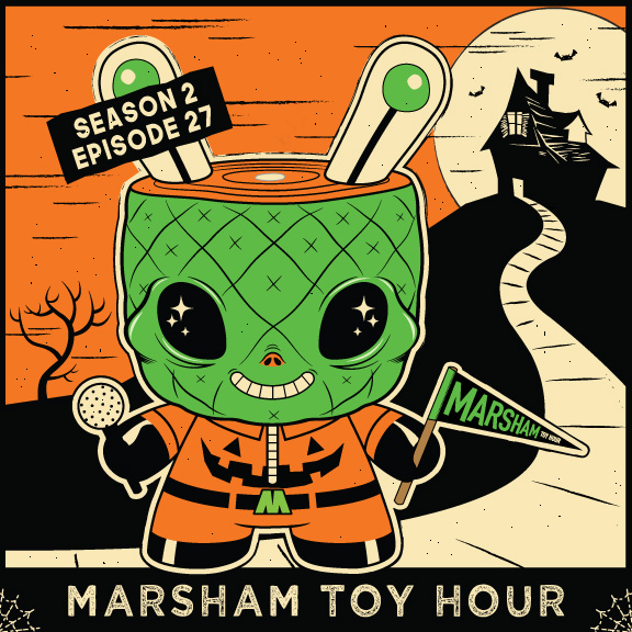 Marsham Toy Hour : Season 2 Ep. 27 - Monster Mash-Ups!