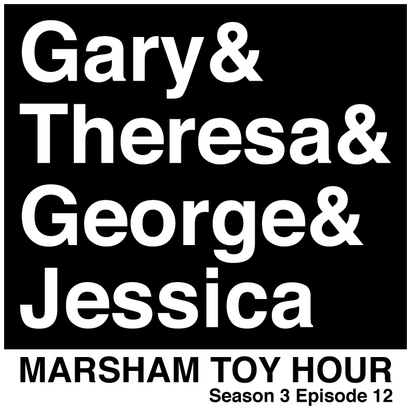 Marsham Toy Hour: Season 3 Ep 12 - We are terrible at this!