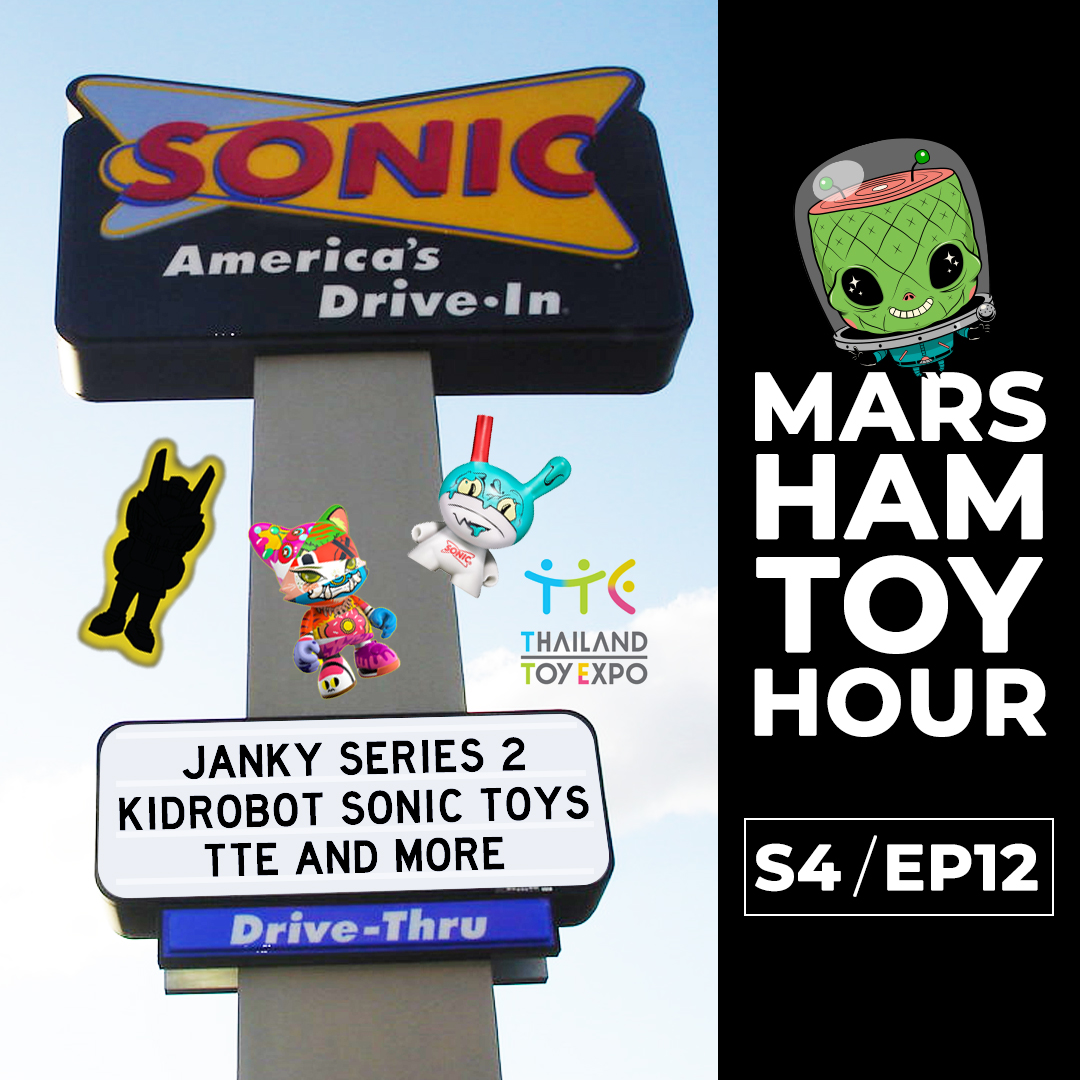Marsham Toy Hour: Season 4 Ep 12 - Toy with Us
