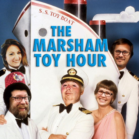 Marsham Toy Hour : Season 2 Ep. 31 - The Toy Boat