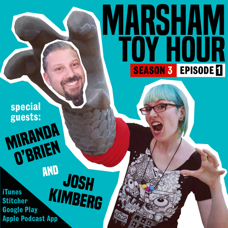 Marsham Toy Hour: Season 3 Ep 1 - Go Big or Go Home