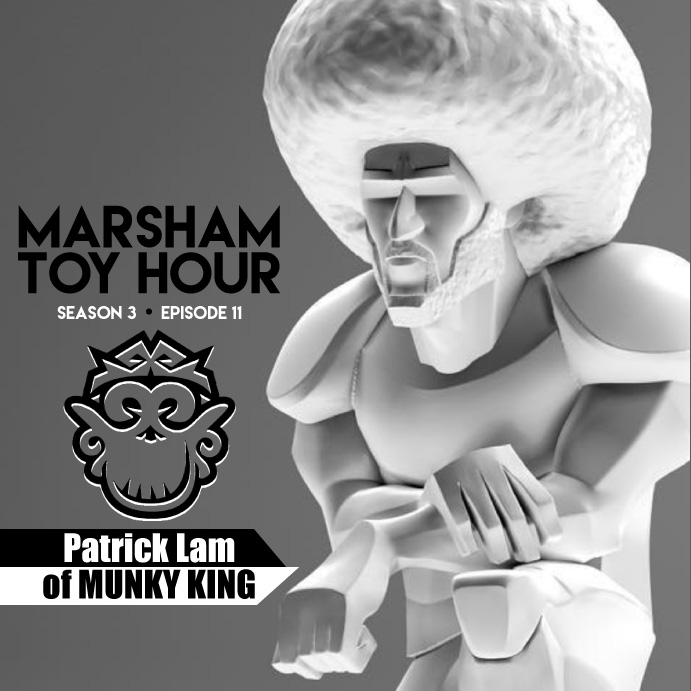 Marsham Toy Hour: Season 3 Ep 11 - Munky King