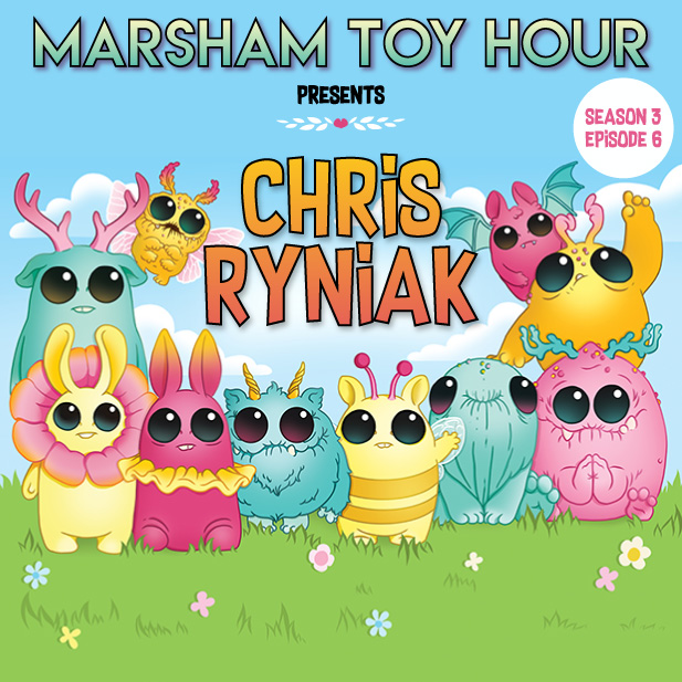 Marsham Toy Hour: Season 3 Episode 6 - Chris Ryniak