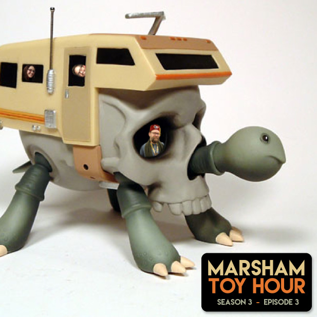 Marsham Toy Hour: Season 3 Ep 3 - Dear Marsham
