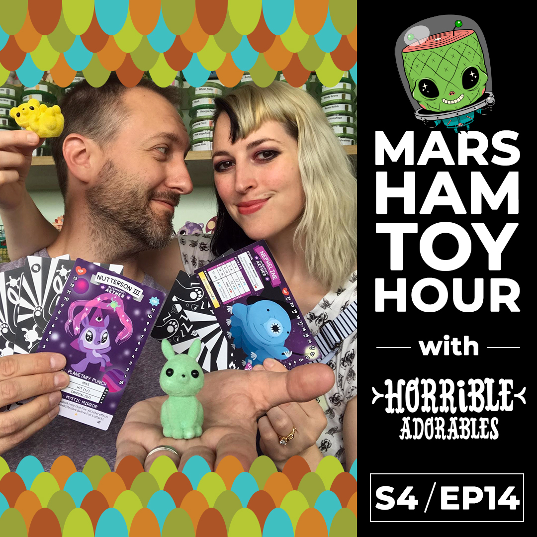 Marsham Toy Hour: Season 4 Ep 14 - Let's do Some Scoopage