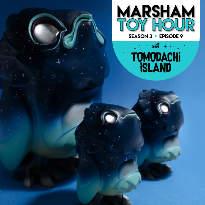 Marsham Toy Hour: Season 3 Ep 9 - Tomodachi Island