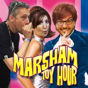 Marsham Toy Hour : Season 2 Ep. 25 - Crocs and Cons