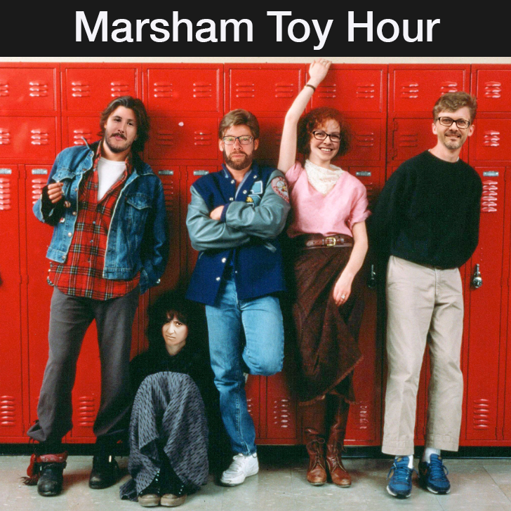 Marsham Toy Hour : Season 2 Ep. 30 - All Aboard the Friend Ship