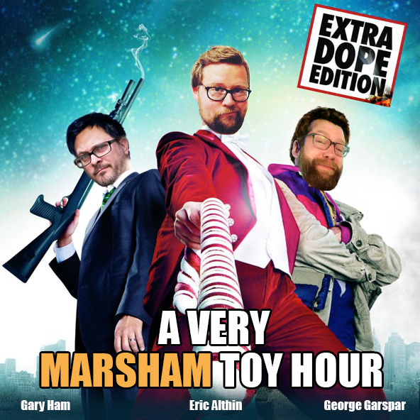 Marsham Toy Hour : Season 2 Ep. 26 - Sad Salesman
