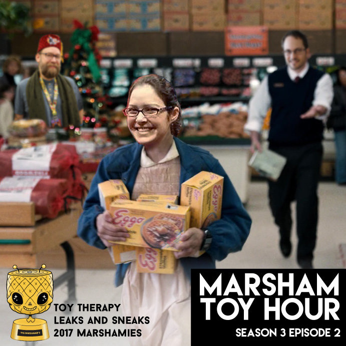 Marsham Toy Hour: Season 3 Ep 2 -  The Marshamie Awards