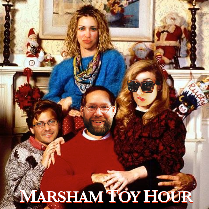 Marsham Toy Hour : Season 2 Ep. 32 - Jingle Bells….Gary Smells