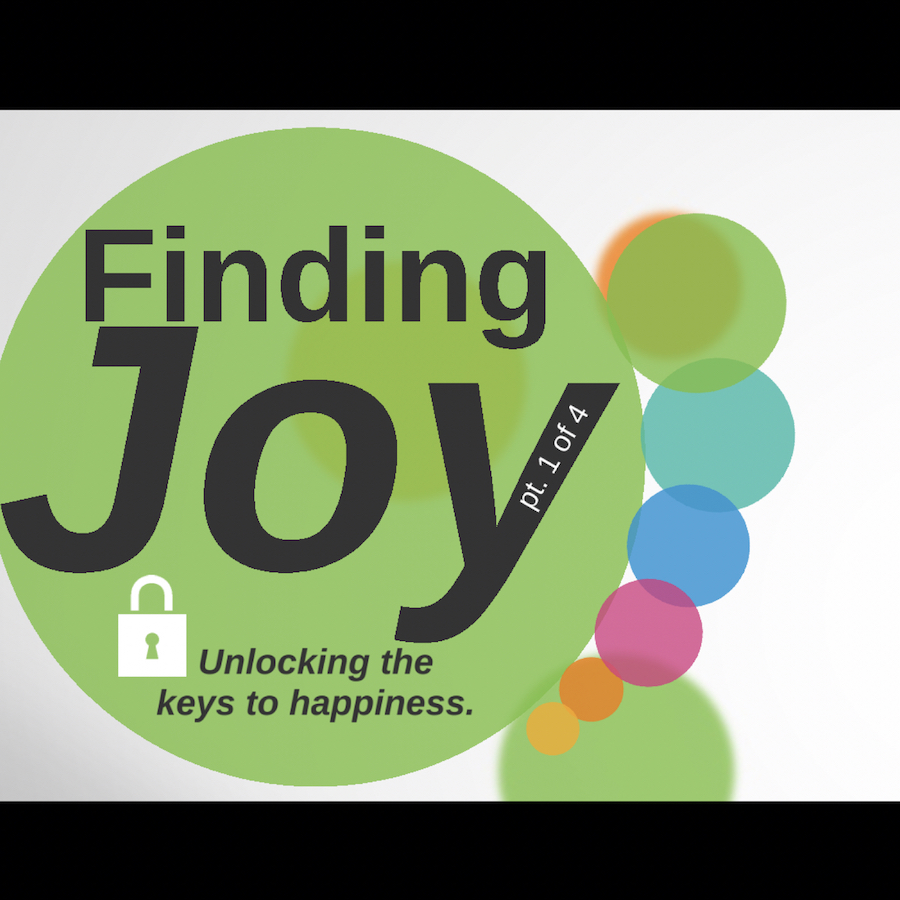Finding Joy: Introduction