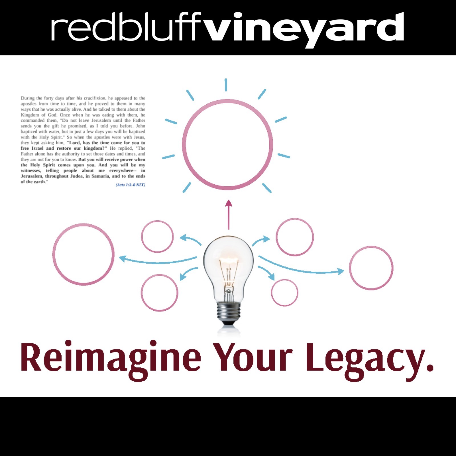Reimagine Your Legacy