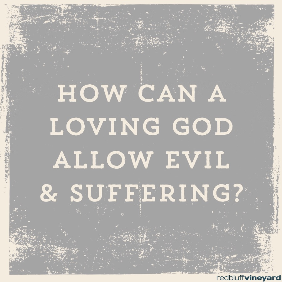 The Reason for Faith: How can a loving God allow suffering & evil?