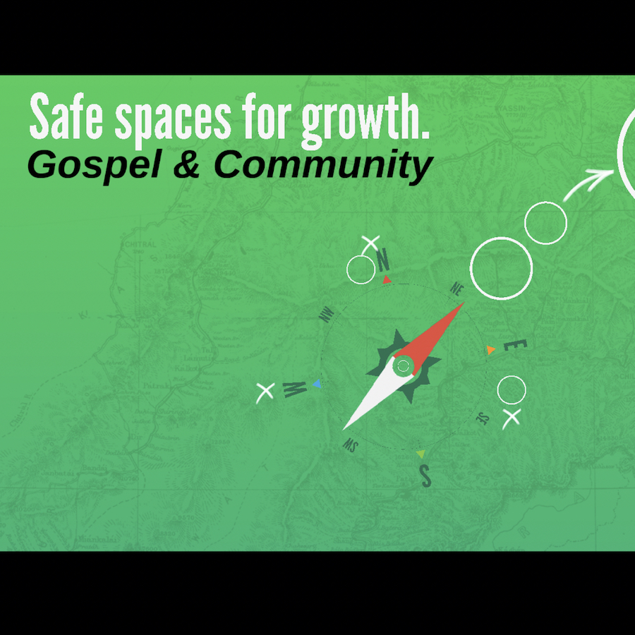Core Community: Safe Spaces for Growth