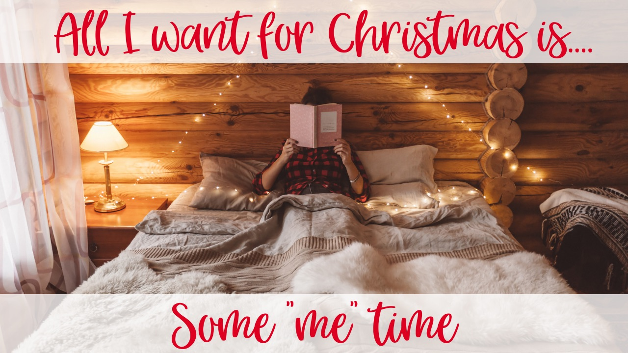 Self Care At Christmas…Give this Gift to Yourself!