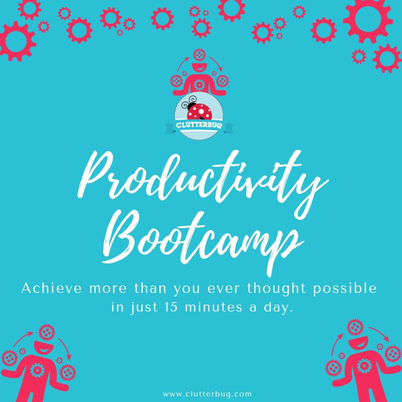 How to be more Productive - Productivity Bootcamp Podcast