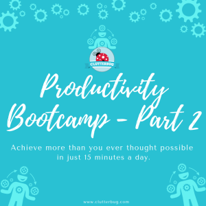 How to Form New Habits - Productivity Bootcamp Part Two