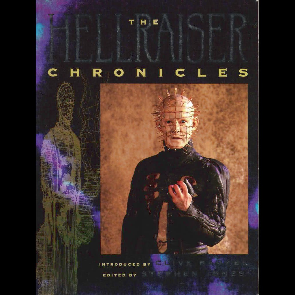 The Hellraiser Chronicles Edited by Stephen Jones (and a look at Damnation Games by Phil and Sarah Stokes_