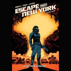 Escape from Cleveland Christopher by Sebela and Maxim Simic