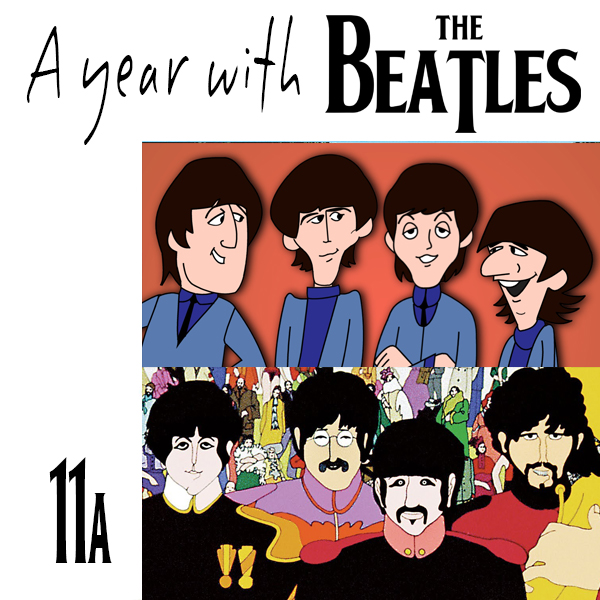 Episode 11a - The Animated Beatles
