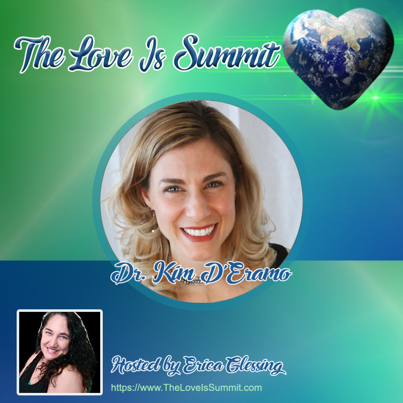 "The Erica Glessing Show Feat  Dr  Kim D'Eramo ""Heart Coherence"