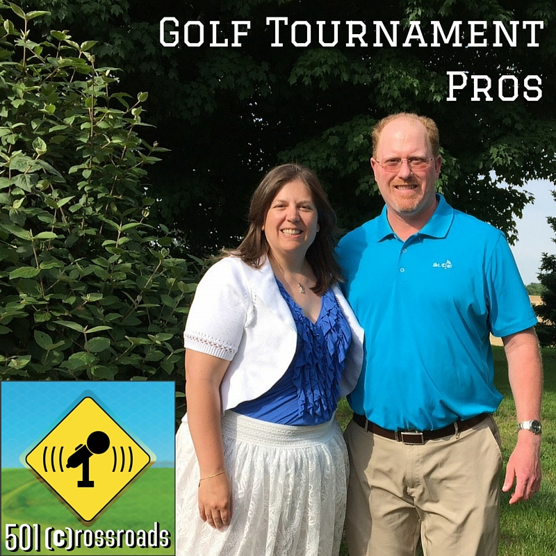 Nonprofit Golf Tournament Pros with Tom Sipula