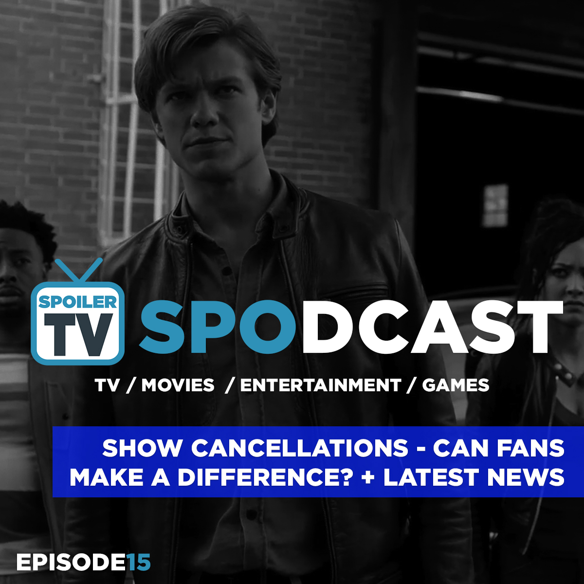 Show Cancellations - Can fans make a difference? + Marvel, PS5 and more - SpoilerTV Spodcast 15