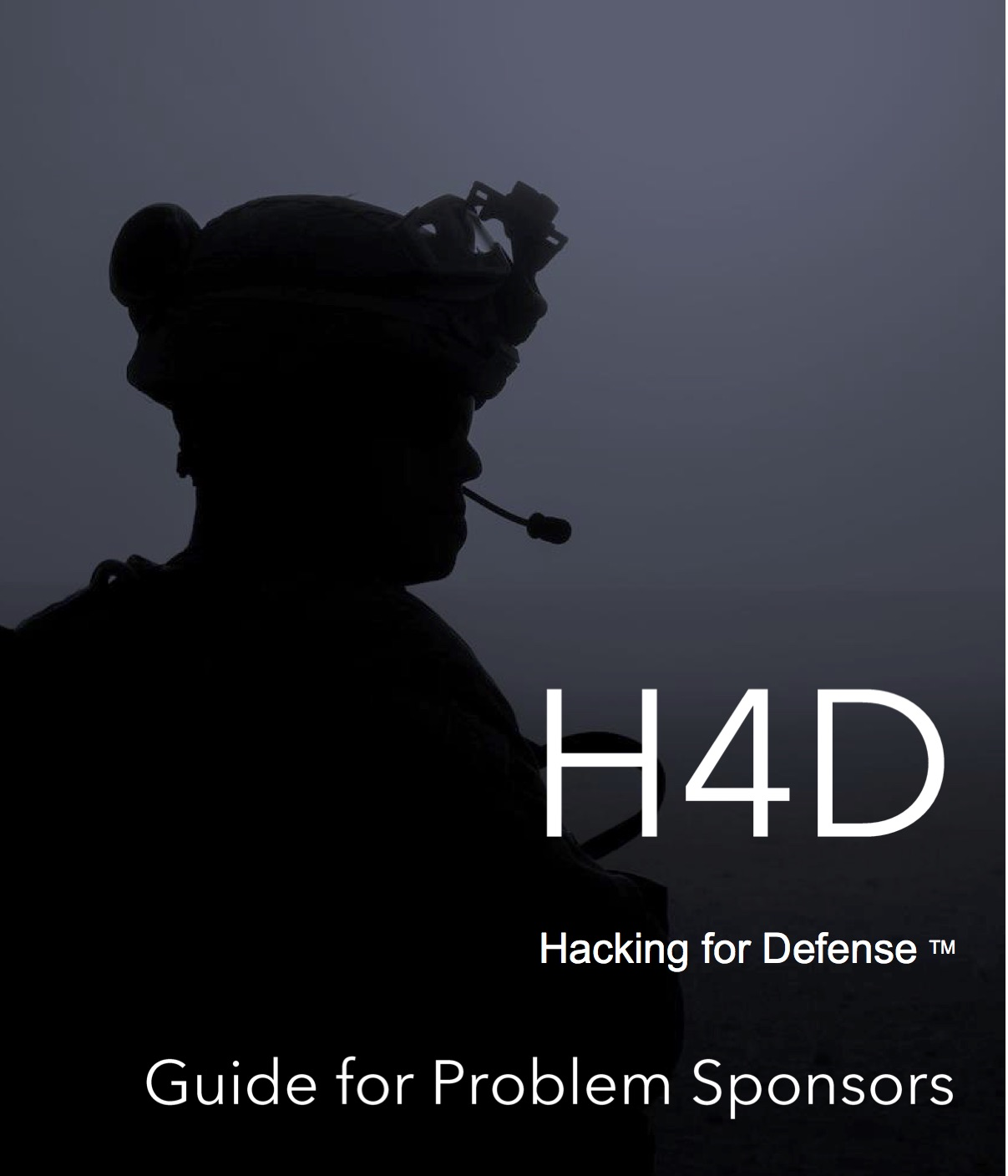 What is Hacking for Defense? - a Discussion with Pete Newell