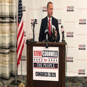 TECN 41: Steve Cornwell shares about NY-22 race, plus we answer if US Women's Soccer drag US flag