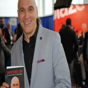 Live at CPAC: Day 1 - Author and former diplomat Eric J. Caron talks about Switched On