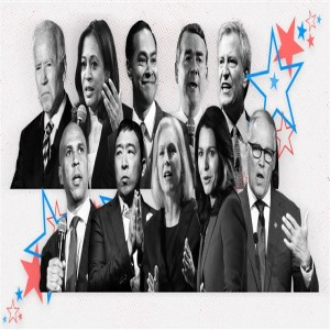 Part 2 of 2: Commenting on the July 2020 Democrat nominees debate Opening Statements