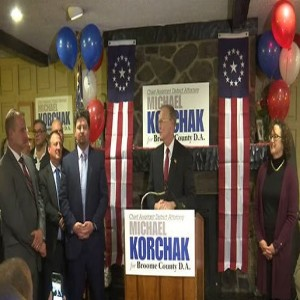 Interview Exclusive: Broome County District Attorney candidate Mike Korchak