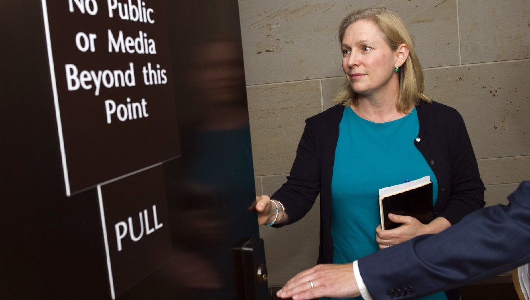 Revealed: Sen. Kirsten Gillibrand business sleight of hand, potential attack on Va. woman's 2nd Amend rights, Social Media censorship coming for you too