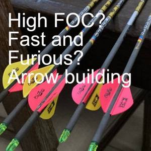 High FOC? Fast and Furious? Arrow building