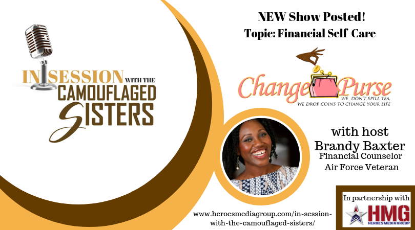 Change Purse with host Brandy Baxter - Financial Self-care