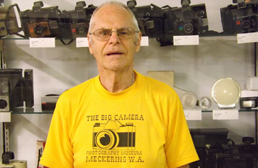 Meet The Man With The Biggest Camera