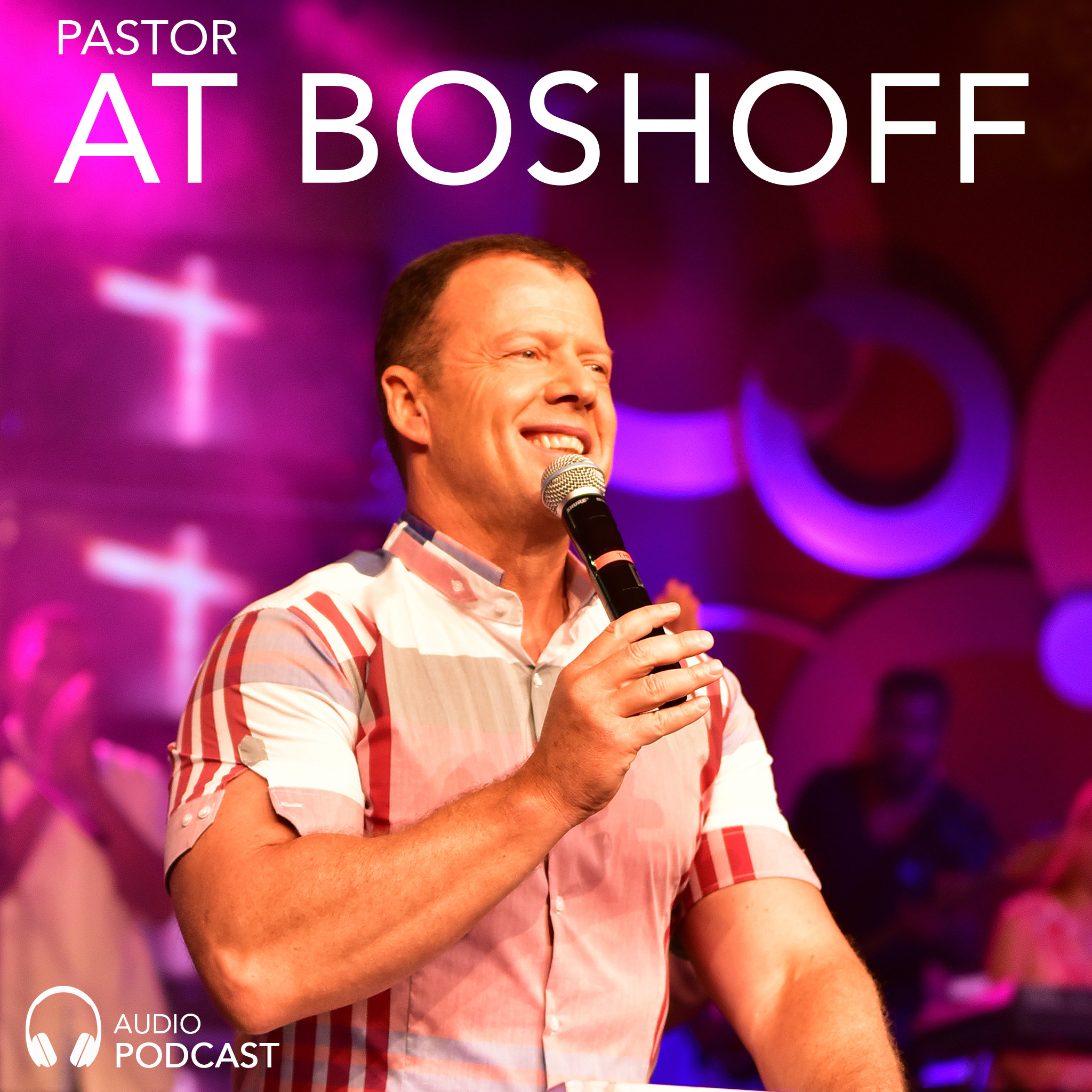 Pastor At Boshoff -I Went, I Washed, I Received My Sight