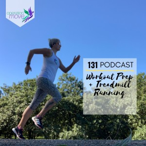Preparing for that big workout or virtual run (plus how to make the most of treadmill running)