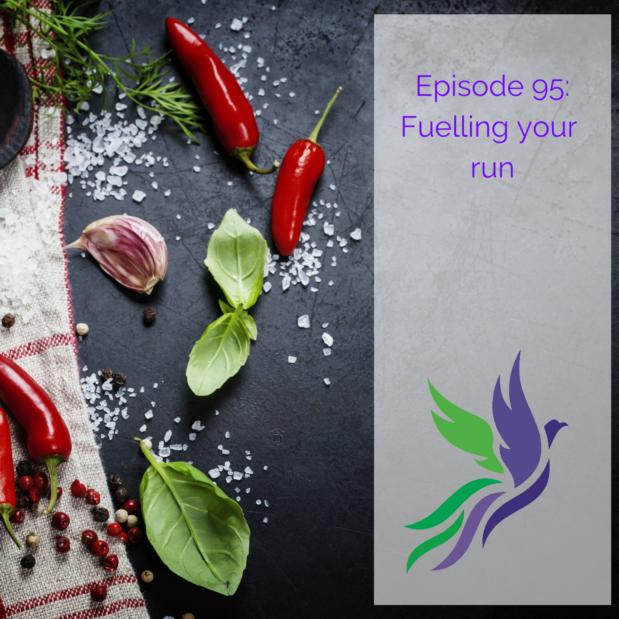 #95 Fuelling Your Run
