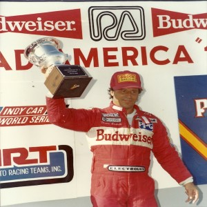 78: - Mario Andretti, Patriarch of racing's favorite family, and the man whose life epitomizes the American dream -