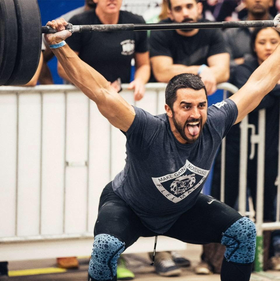 """157: David Barnett, CrossFit Athlete and CEO & Founder of Macroholics Nutrition - """"I want people to see to see and realize that they can do hard things."""""""