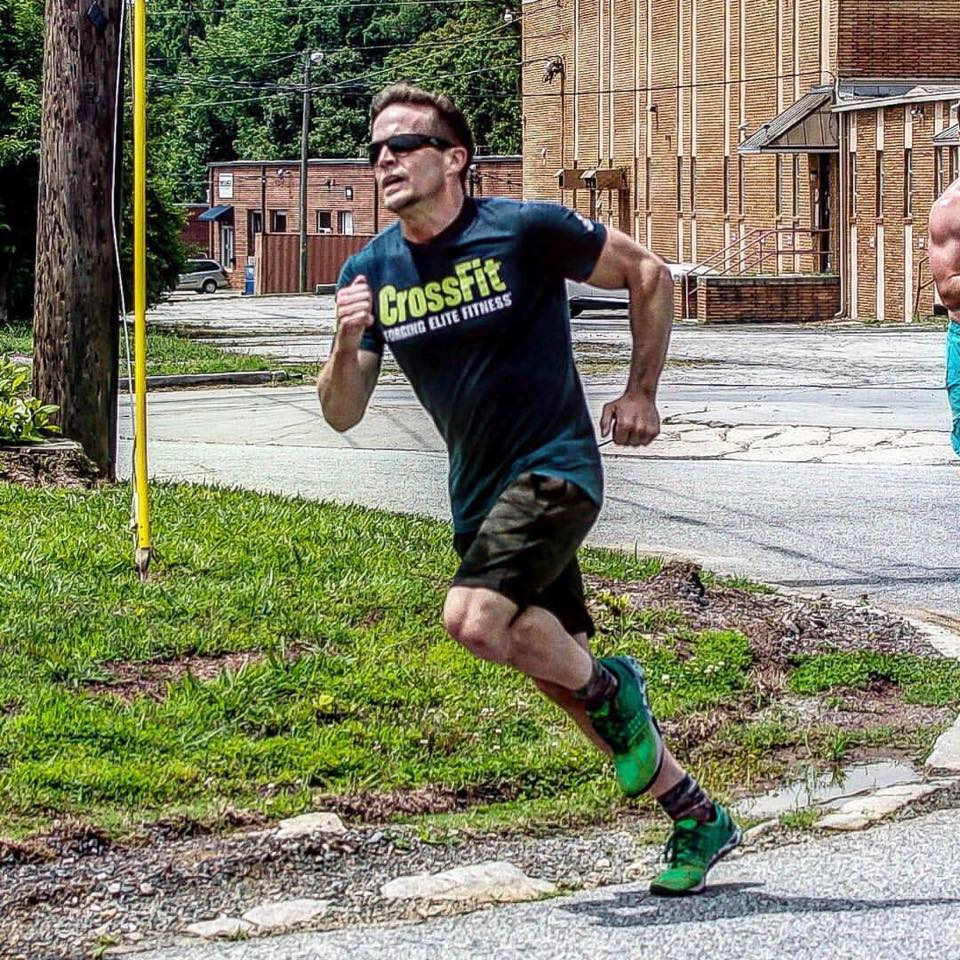 """160: Nate Taylor, Head Coach & Owner at CrossFit Paragon and CrossFit Games Masters Athlete -  """"I found something worthwhile, so I gave it my all."""""""