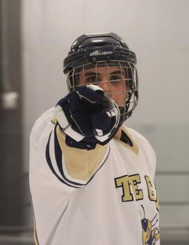 """158: Nick Galli, Account Executive at Navex Global and former Georgia Tech Ice Hockey Player - """"Even if you get knocked on your face…you're still going to be okay."""""""