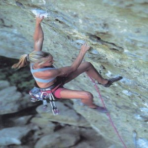 """204: Tori Allen, Retired Professional Rock Climber - """"My outlook on life is not about winning, it's about having a positive attitude."""""""